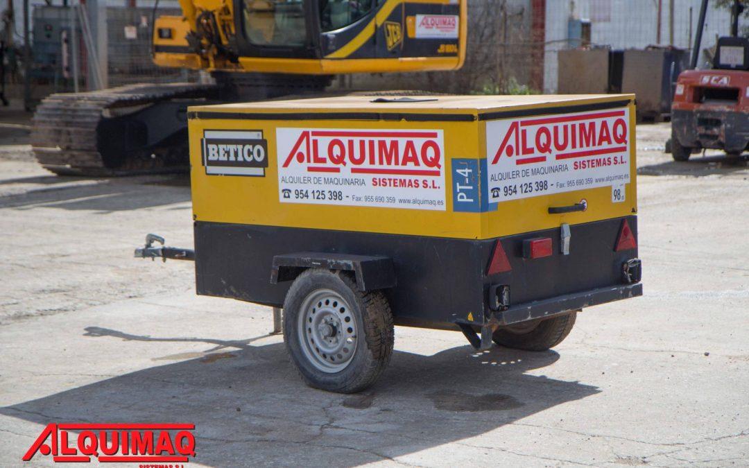 compresor diesel marca betico