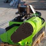 4 Trituradora Hidraulica NIUBO KRG
