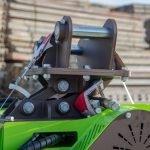 5 Trituradora Hidraulica NIUBO KRG