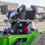 8 Trituradora Hidraulica NIUBO KRG