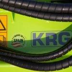 6 Trituradora Hidraulica NIUBO KRG