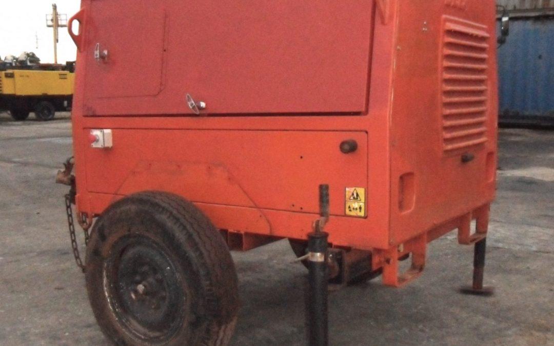 Generador Diesel marca JLG