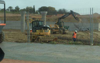Alquiler de maquinaria de construcción