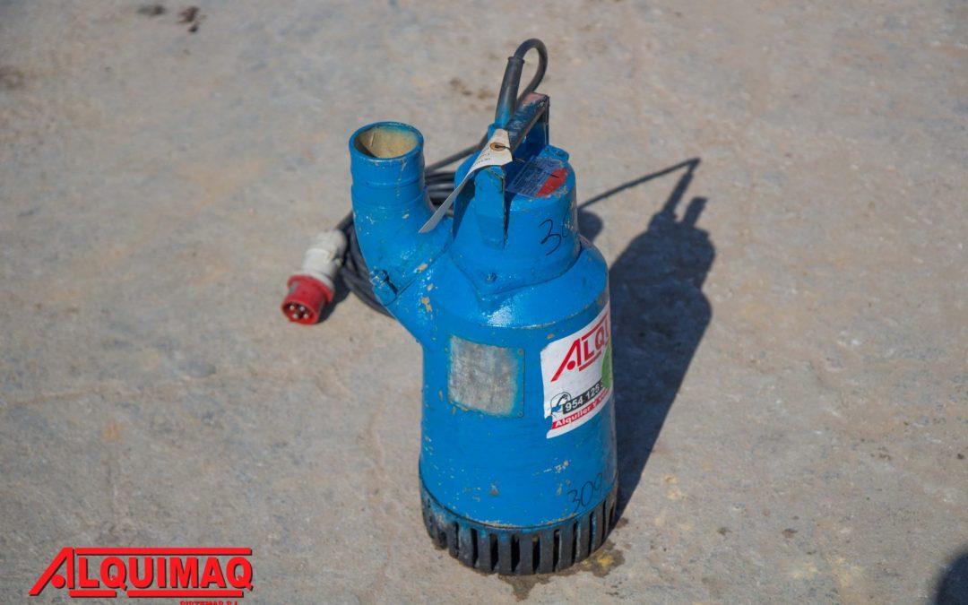 Bomba de agua sumergible 4