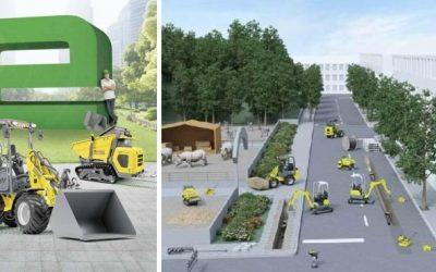 Maquinaria de Construcción Zero Emission