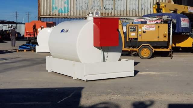 Depósito de combustible de 3000 litros alquimaq