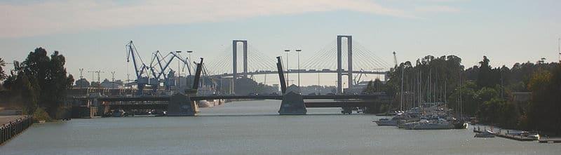 Nuevo Carril Puente V Centenario