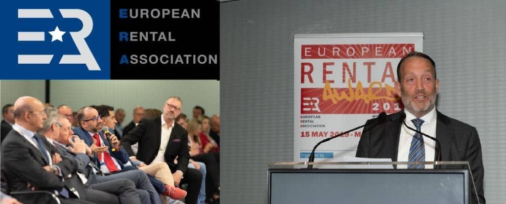 Convención Europea de Maquinaria de Alquiler 2019