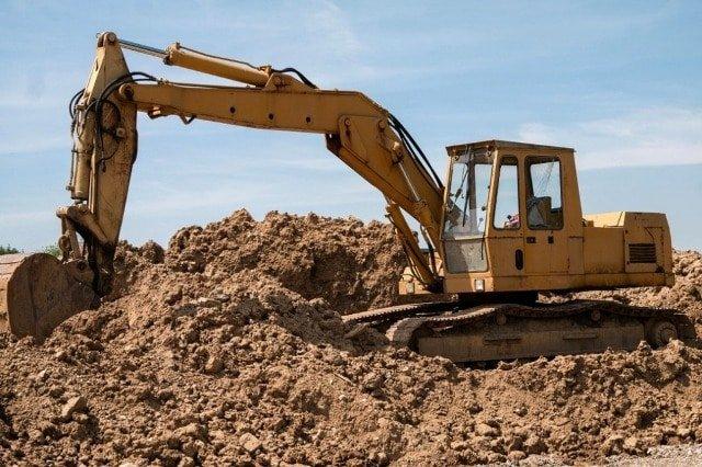 Alquiler de excavadoras. El mercado y fabricantes