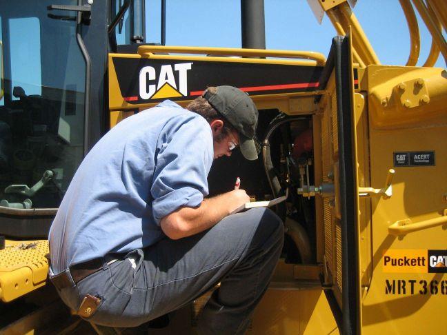 mantenimiento maquinaria