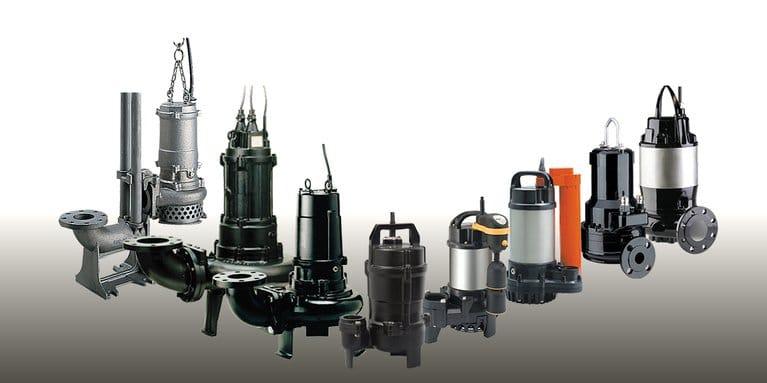Distribuidores bombas de Agua Tsurumi