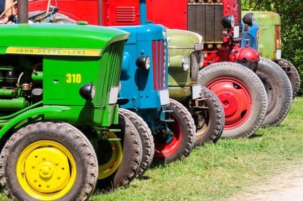 tipo de tractores
