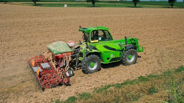 Distribuidor merlo tractores