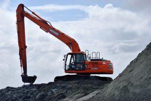Tipos de excavadoras